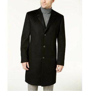 Lauren Ralph Lauren Luther 100% Cashmere Overcoat